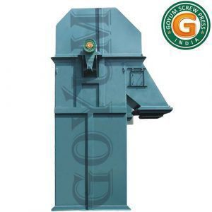 bucket elevator for Cottonseed Oil Mill