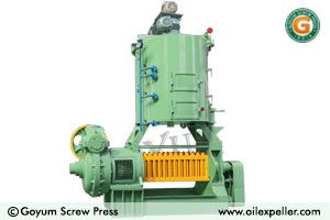 oil extraction machine press