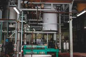 edible oil refinery plant Installed in West Africa