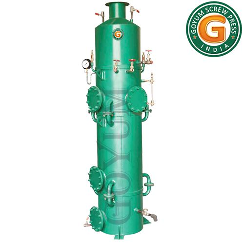 Non IBR Vertical Boilers Manufacturers and Exporters in India