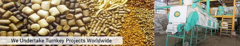 animal feed plant manufacturer exporter supplier india