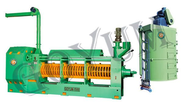 high capacity oil expeller machine manufacturer India