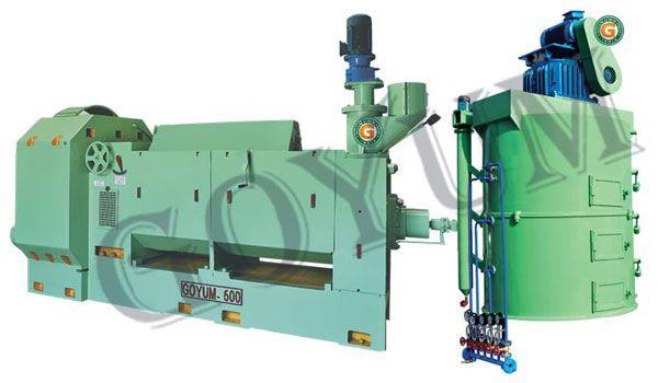 High capacity oil expeller press manufacturer india